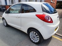 FORD KA 1.2 ZETEC 3DR £30 TAX - BLUETOOTH - 2 KEYS