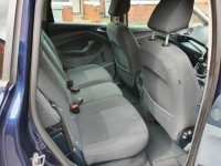 FORD C-MAX 1.6 ZETEC 5DR BLUETOOTH - PARKING SENSORS - 2 KEYS