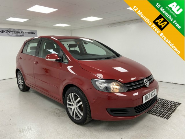 Used VOLKSWAGEN GOLF PLUS 1.4 SE TSI 5DR in West Yorkshire