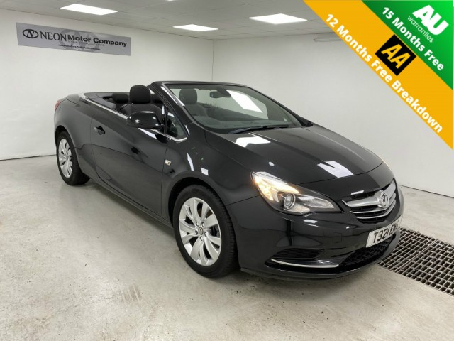 Used VAUXHALL CASCADA 2.0 SE CDTI S/S 2DR in West Yorkshire