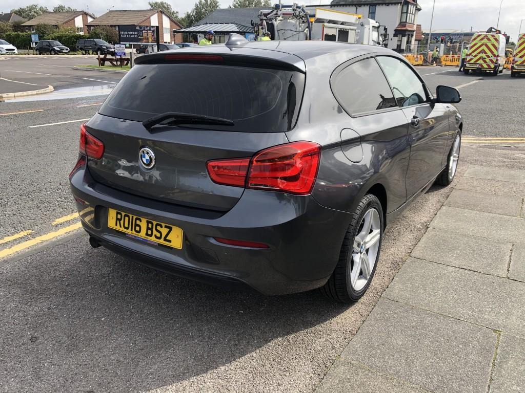 BMW 1 SERIES 1.5 116D SPORT 3DR