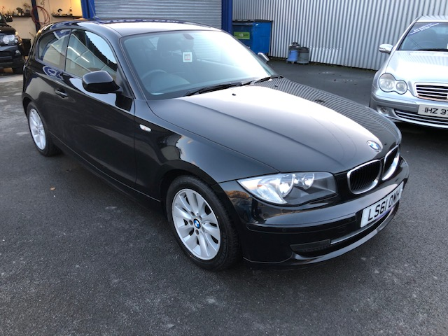 BMW 1 SERIES 2.0 118D SE 3DR