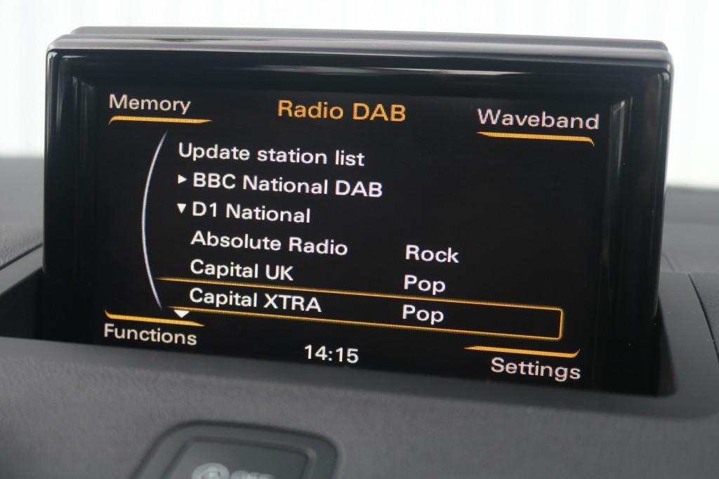 AUDI A1 1.6 SPORTBACK TDI SE 5DR