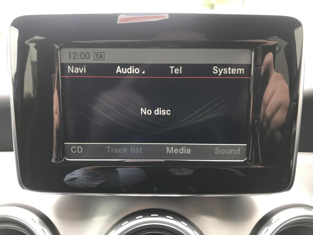 MERCEDES-BENZ GLA 2.1 GLA200 CDI AMG LINE EXECUTIVE 5DR