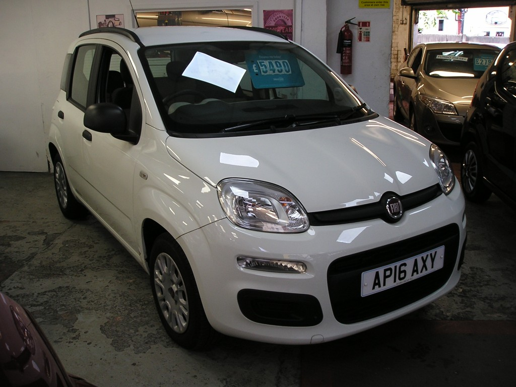 FIAT PANDA 1.2 EASY 5DR YES 3K ONLY,