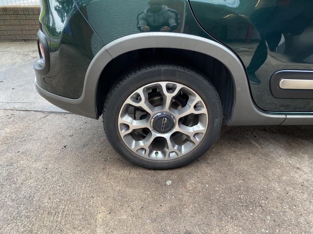 FIAT 500L 1.2 MULTIJET TREKKING 5DR