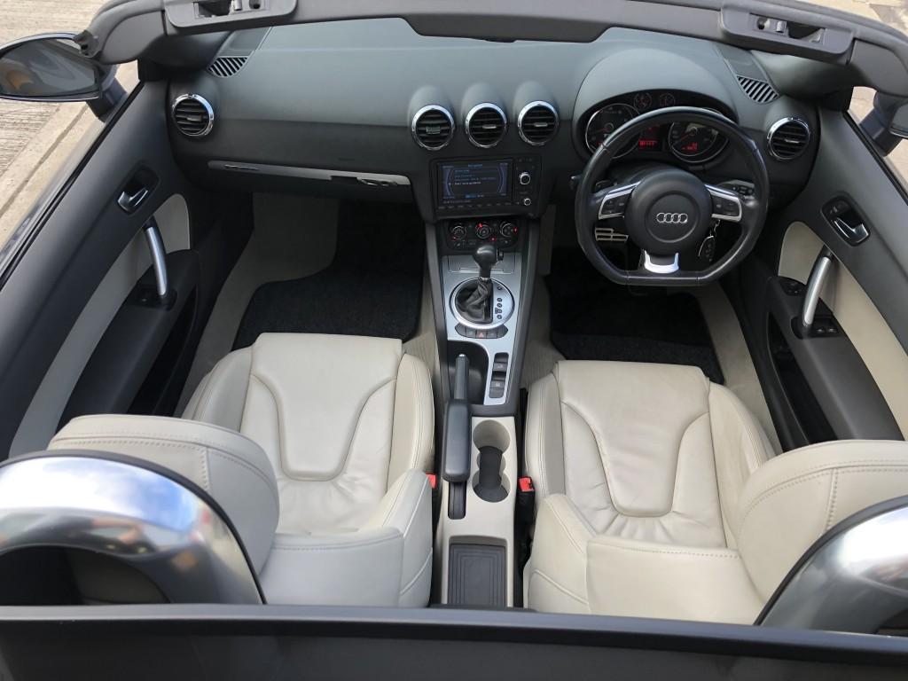 AUDI TT 3.2 QUATTRO S 2DR SEMI AUTOMATIC