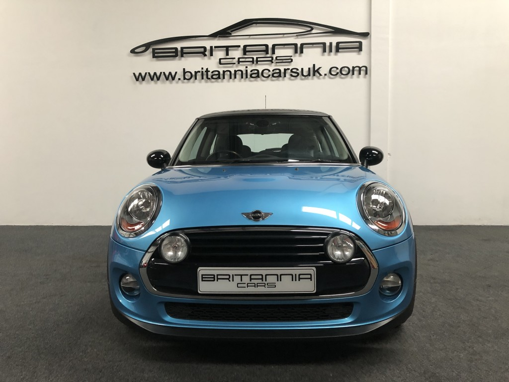 MINI HATCHBACK 1.5 COOPER 3DR AUTOMATIC