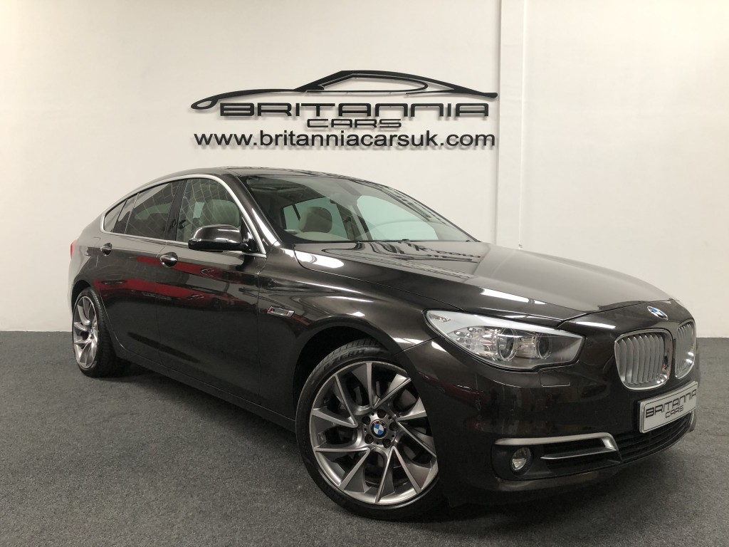 BMW 5 SERIES 2.0 520D MODERN GRAN TURISMO 5DR AUTOMATIC