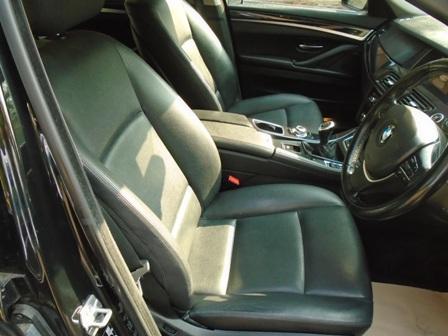 BMW 5 SERIES 2.0 518D SE TOURING 5DR