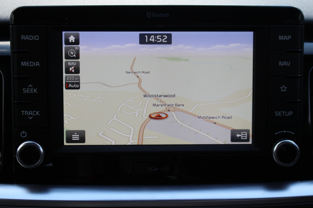KIA STONIC 3 ISG 1.0 3 ISG 5DR SEMI AUTOMATIC