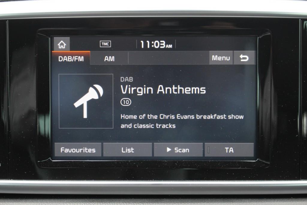 KIA SPORTAGE 2.0 CRDI GT-LINE ISG 5DR