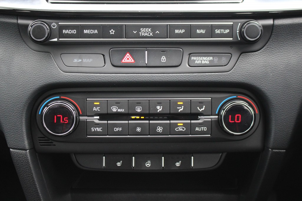 KIA PRO CEED 1.6 GT ISG 5DR SEMI AUTOMATIC