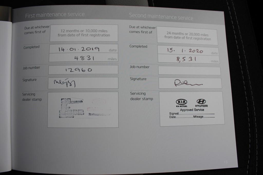 KIA CEED 1.0 GT-LINE ISG 5DR