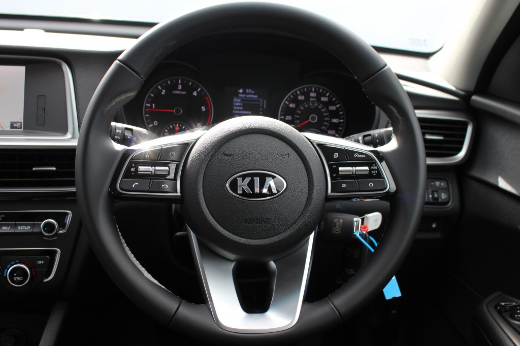 KIA OPTIMA 1.6 CRDI 2 ISG 5DR