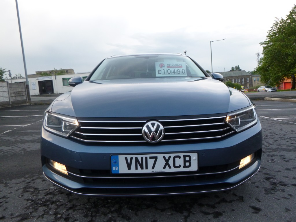 VOLKSWAGEN PASSAT 2.0 GT TDI BLUEMOTION TECHNOLOGY 5DR