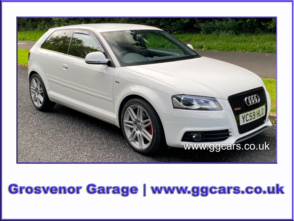 AUDI A3 2.0 TDI S LINE SPECIAL EDITION 3DR