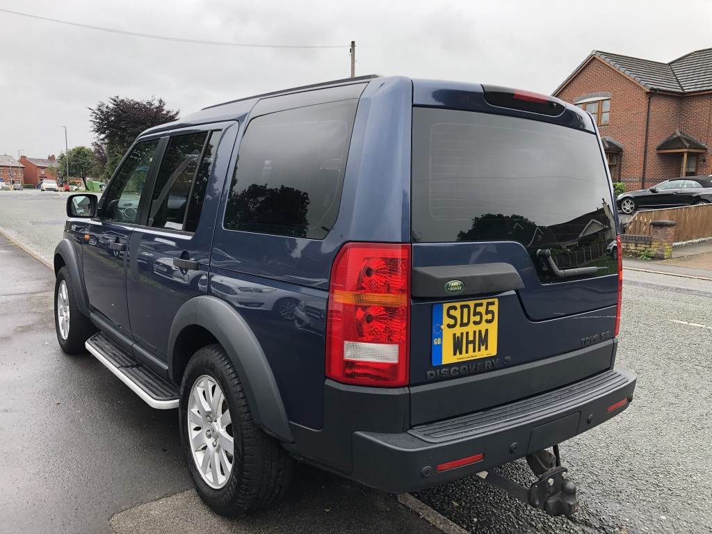 LAND ROVER DISCOVERY 2.7 3 TDV6 SE 5DR