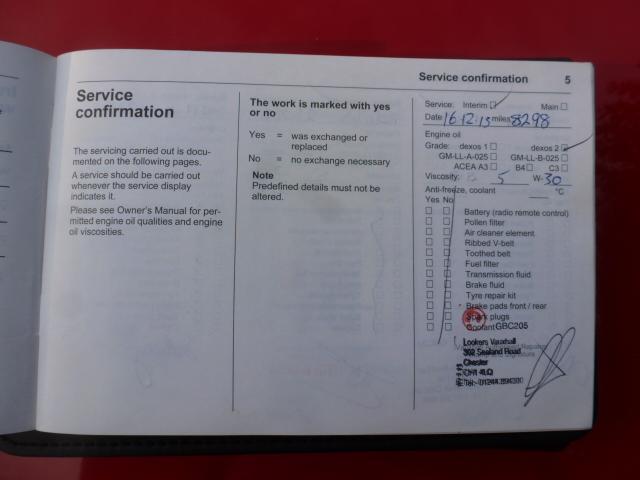 VAUXHALL ASTRA GTC 1.4 GTC SRI S/S 3DR
