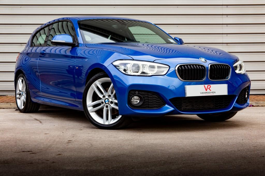 BMW 1 SERIES 2.0 120D M SPORT 3DR