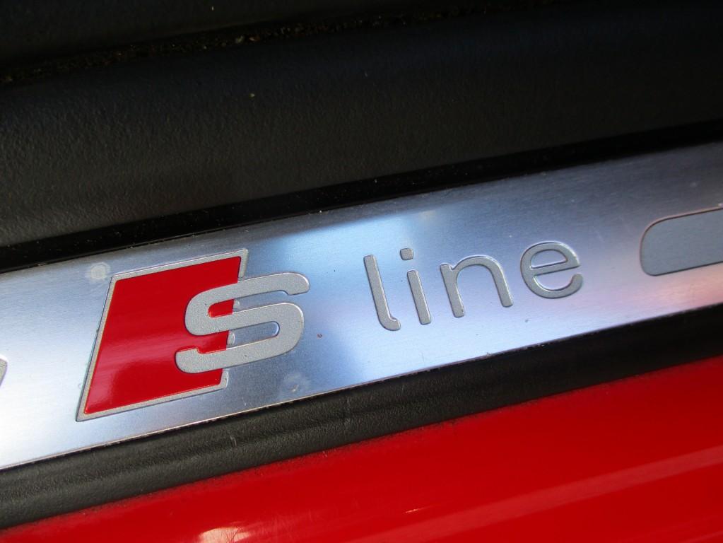 AUDI A1 1.4 SPORTBACK TFSI S LINE 5DR AUTOMATIC
