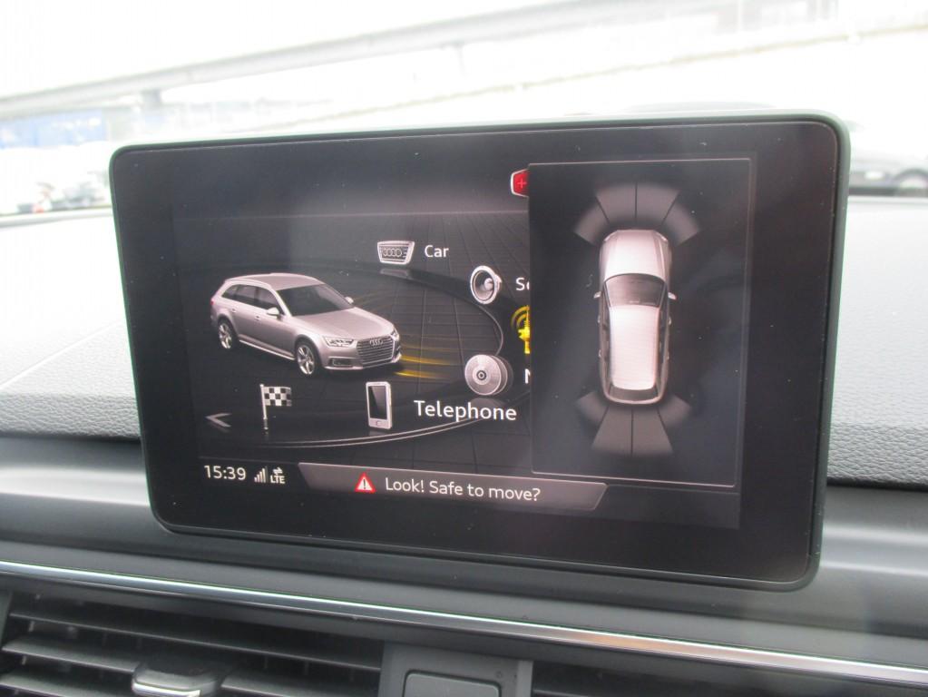 AUDI A4 2.0 AVANT TDI ULTRA SPORT 5DR SEMI AUTOMATIC