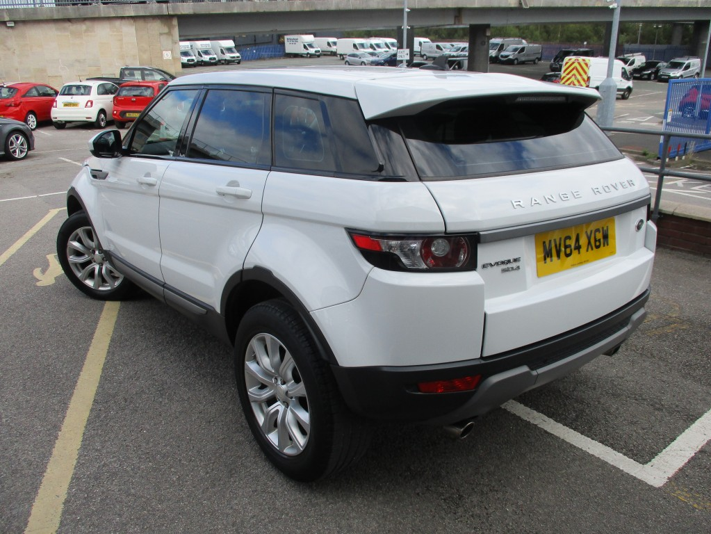 LAND ROVER RANGE ROVER EVOQUE 2.2 SD4 PURE 5DR AUTOMATIC