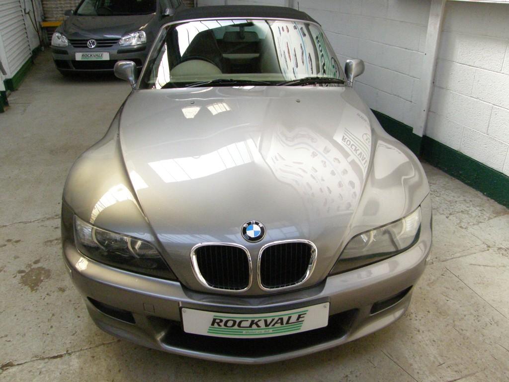 BMW Z SERIES Z3 SPORT ROADSTER 2.2 Z3 SPORT ROADSTER 2DR