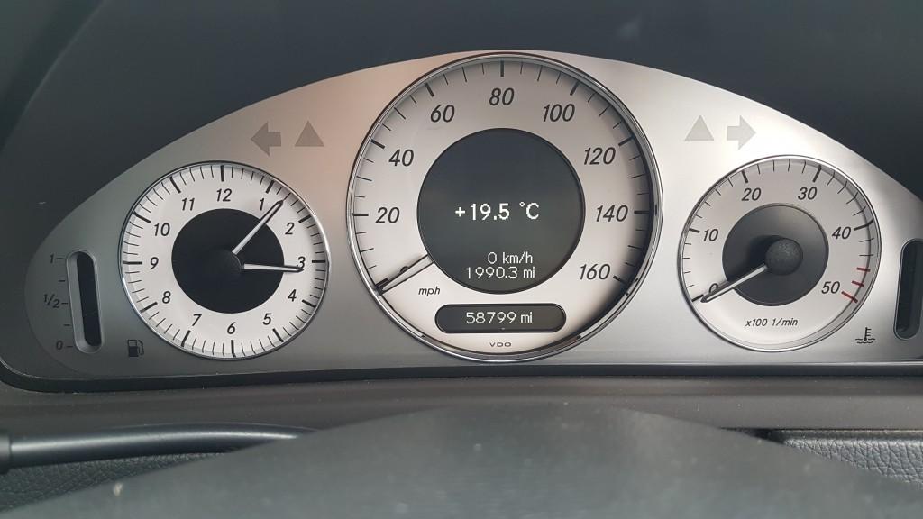 MERCEDES-BENZ CLK 2.1 CLK220 CDI AVANTGARDE 2DR AUTOMATIC