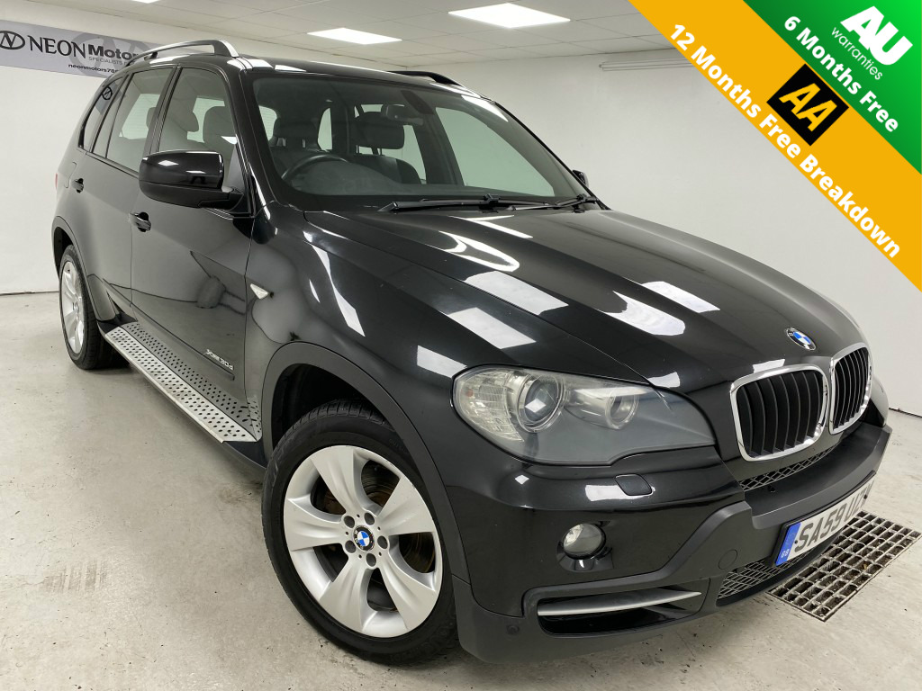 Used BMW X5 3.0 XDRIVE30D SE 5DR AUTOMATIC in West Yorkshire