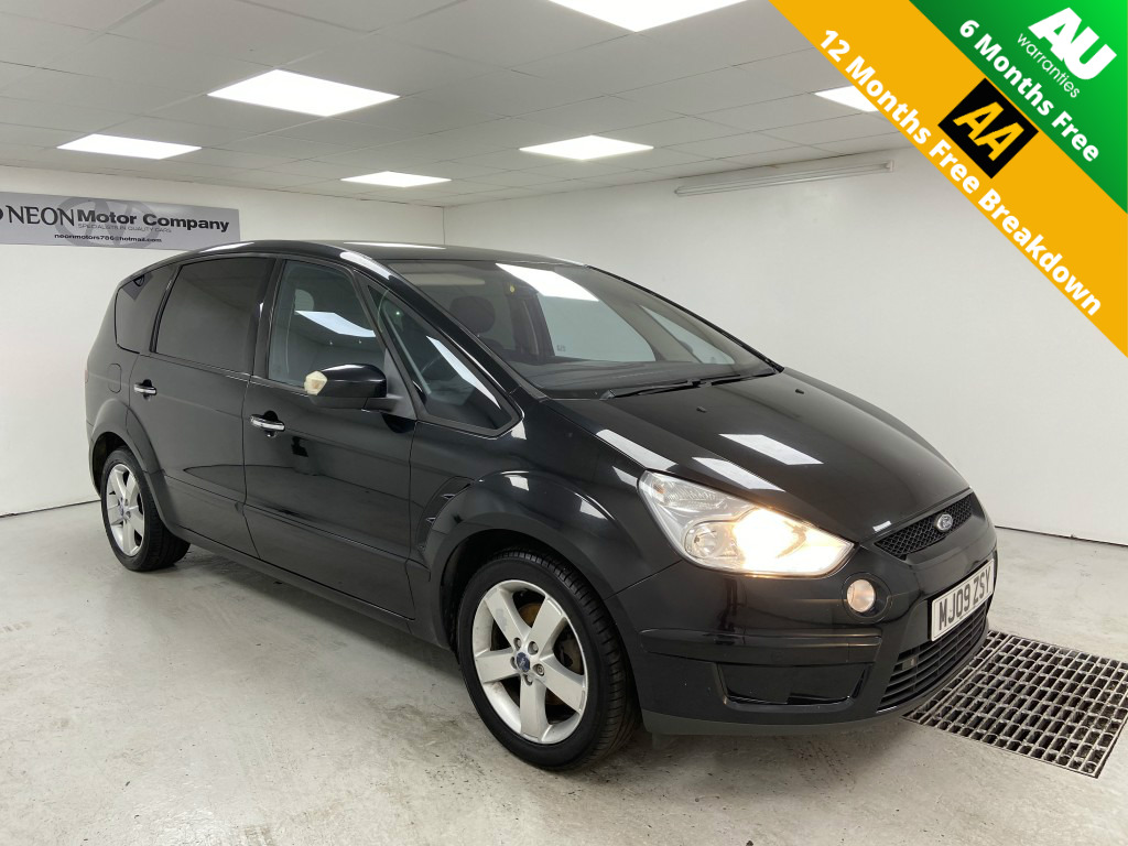 Used FORD S-MAX 2.0 TITANIUM TDCI 5DR in West Yorkshire
