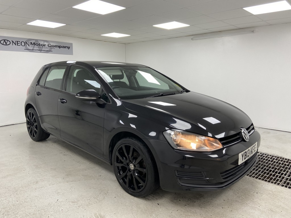 Used VOLKSWAGEN GOLF 1.6 SE TDI BLUEMOTION TECHNOLOGY DSG 5DR SEMI AUTOMATIC in West Yorkshire