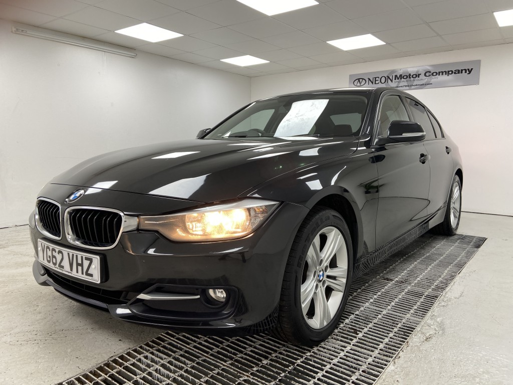 BMW 3 SERIES 2.0 320D SPORT 4DR