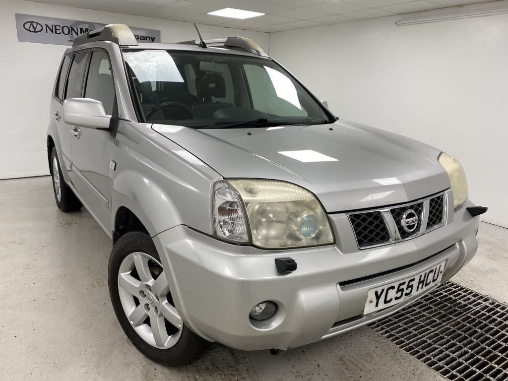 NISSAN X-TRAIL 2.2 AVENTURA DCI 5DR