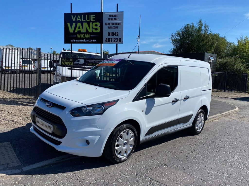 FORD TRANSIT CONNECT TREND 1.5 200 - 3 SEATER - AIR CON - FSH - NO VAT