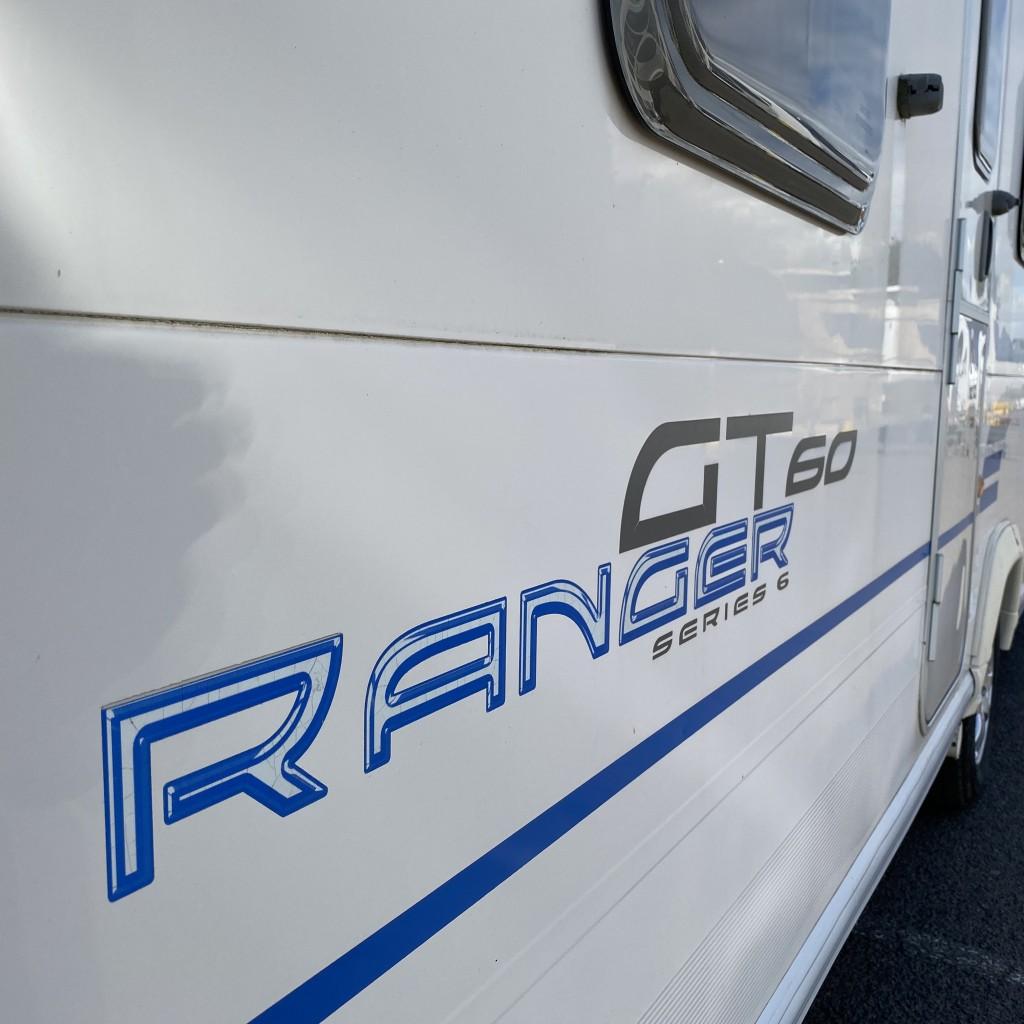 BAILEY Ranger GT60 520/4