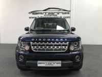 LAND ROVER DISCOVERY 3.0 SDV6 HSE 5DR AUTOMATIC