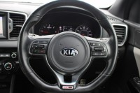 KIA SPORTAGE 1.7 CRDI GT-LINE DCT ISG 5DR SEMI AUTOMATIC