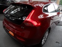 VOLVO V40 2.0 D4  SE LUX NAV 5 DOOR HATCH 190ps 6 speed FULL LEATHER CLIMATE CONTROL A/C ALLOYS METALLIC PNT