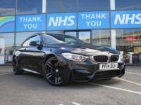 BMW M4 3.0 M4 2DR SEMI AUTOMATIC