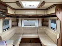 LMC Exquisite 685 VIP 5 berth Fixed island bed ene washroom 15 months warranty