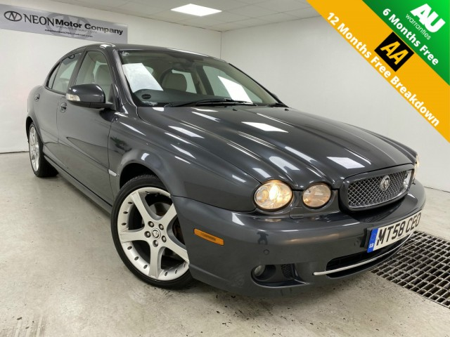 Used JAGUAR X-TYPE 2.2 SPORT PREMIUM 4DR AUTOMATIC in West Yorkshire