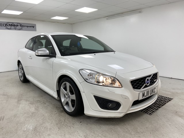 Used VOLVO C30 1.6 D2 R-DESIGN 3DR in West Yorkshire