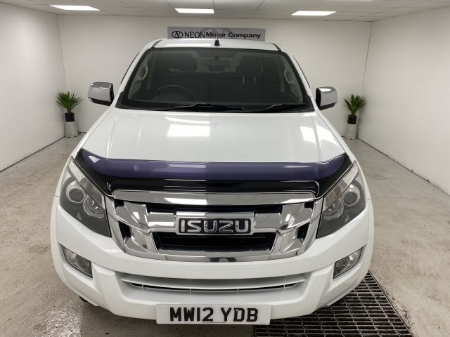 Used ISUZU D-MAX 2.5 YUKON D/C INTERCOOLER TD in West Yorkshire