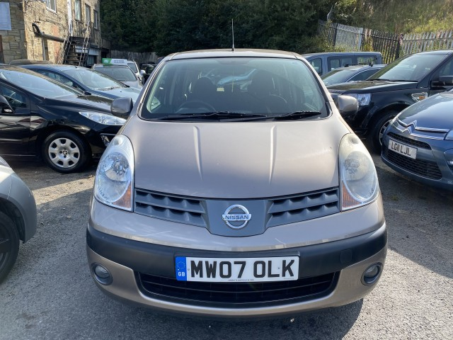 Used NISSAN NOTE 1.4 SE 5DR in West Yorkshire