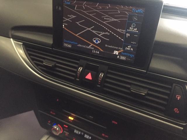 AUDI A6 2.0 TDI ULTRA SE EXECUTIVE 4DR SEMI AUTOMATIC