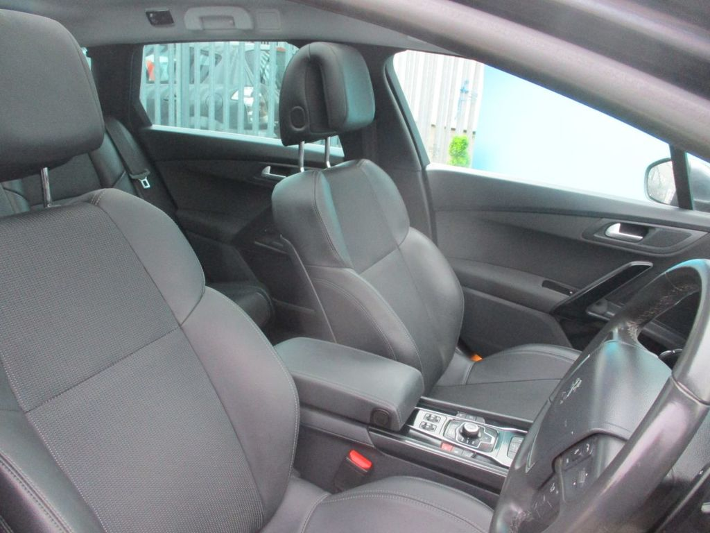 PEUGEOT 508 2.0 ALLURE SW HDI 5DR AUTOMATIC