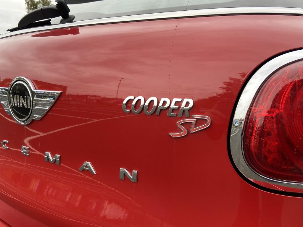 MINI PACEMAN 2.0 COOPER SD ALL4 3DR