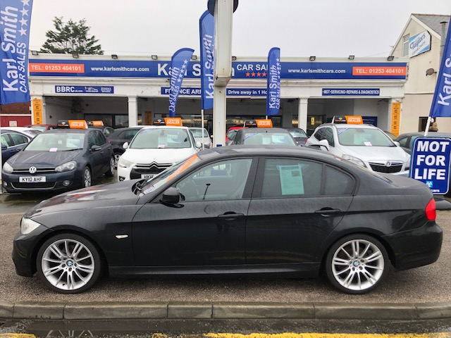 BMW 3 SERIES 2.0 318I SPORT PLUS EDITION 4DR AUTOMATIC