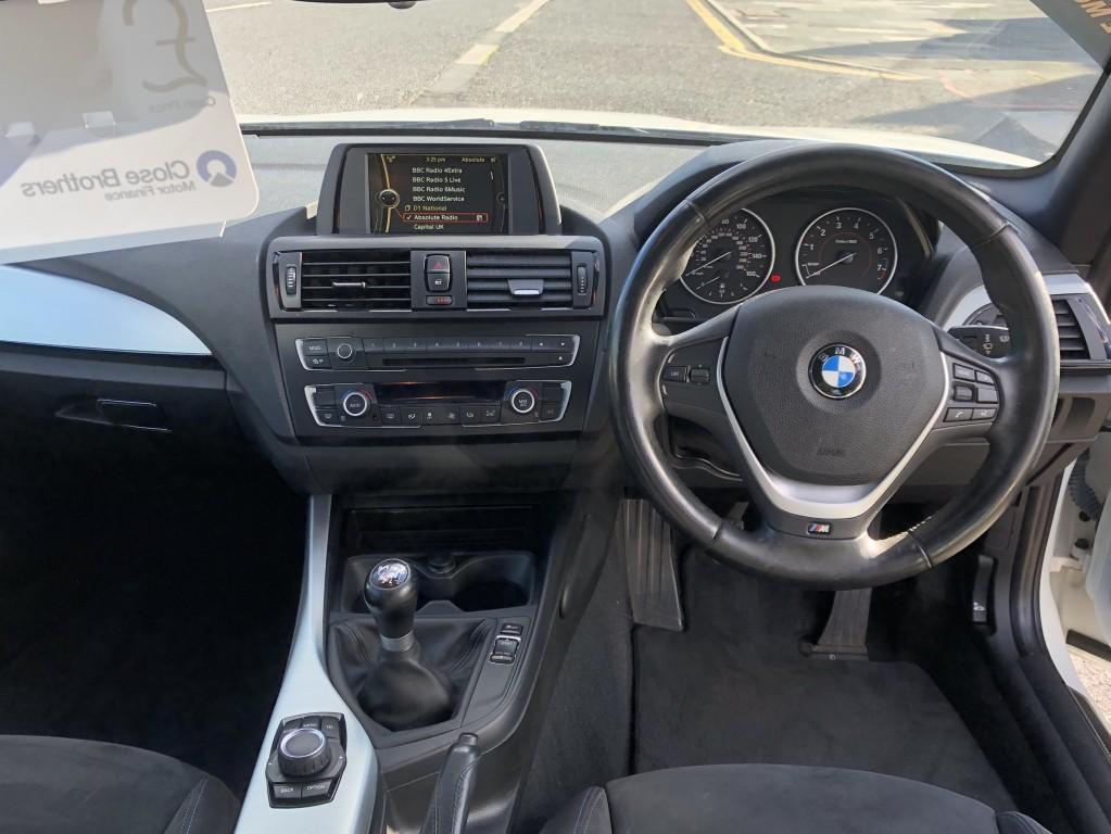 BMW 1 SERIES 1.6 118I M SPORT 3DR